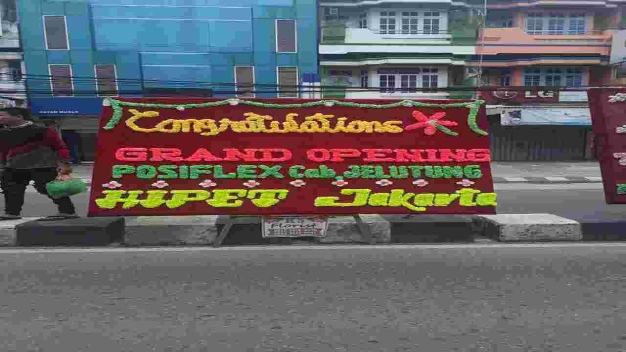 papan standar jambi ucapan congratulations